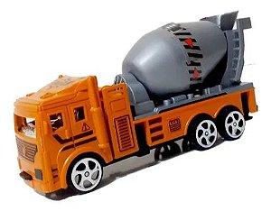 Caminhão Fricção Caminhão Betoneira Scania Construção