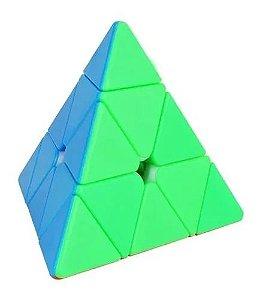 Cubo Magico Pyraminx Pirâmide Triângulo Profissional Magic Cube