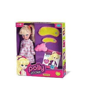 Boneca POLLY Pocket BONS Sonhos Pupee Com Acessório 39cm