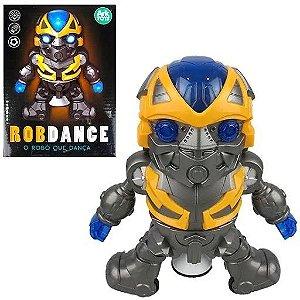 Robo Dançarino Infantil Robdance O Robo Que Dança