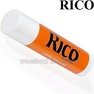 Lubrificante Para Instrumentos De Sopro (cork Grease) Rico
