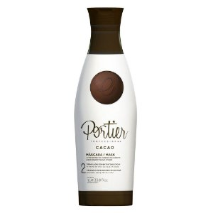 Portier Cacao Thermo Smoothing Máscara Condicionante 1000ml + Brinde