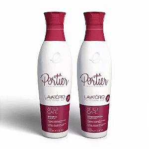 Portier Lavatório - Shampoo e Condicionador 1l