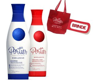Combo 06 Kits Portier Exclusive + Brinde