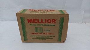 PAPEL INTERFOLHA LUXO 22X20,5 C/1000 MELLIOR