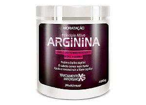 Hidratação Arginina