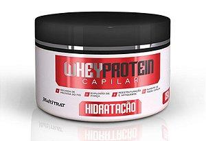 Hidratação Whey Protein