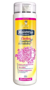 Shampoo Maionese Capilar