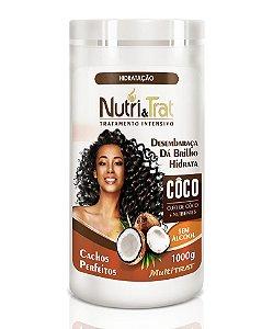 Hidratação Nutritrat Coco 1 Kg