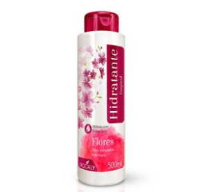 Hidratante corporal flores