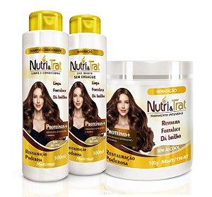 Kit Nutritrat proteínas