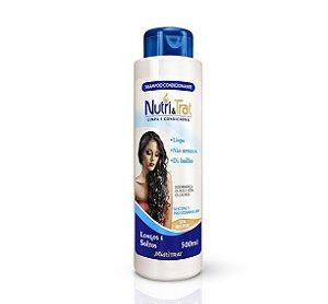 Shampoo Nutritrat Silicone