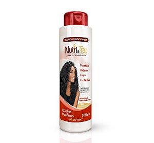 Shampoo Nutritrat Queratina