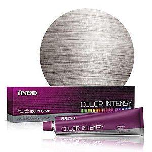 Coloração color intensy Amend 10.1 Louro Clarissimo Acinzentado