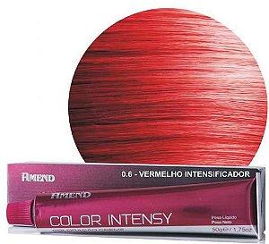 Coloração 0.6 Vermelho intensificador Color Intensy Amend