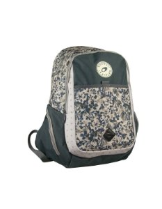 Mochila Mormaii - Life Style - MLLE114503 - Marrom Floral