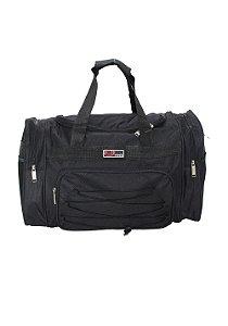 Bolsa Sacola de Viagem Média - YINS - SV0210 - Preta