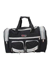 Bolsa Sacola de Viagem Média - YINS - SV0222 - Cinza