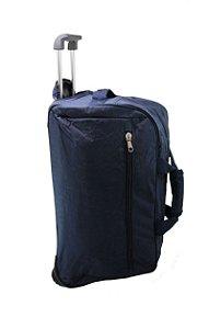 Sacola de viagem com Rodas - Azul Marinho - Julie Henri - NY1115