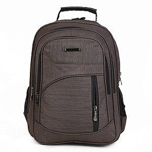 Mochila para Notebook Holly Classic - VDER120201 - Marrom