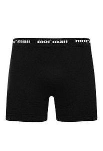 Cueca Boxer em Microfibra sem Costura Mormaii - CE9364-0008 - Preto