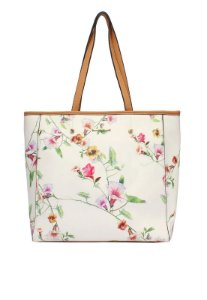 Shopping Bag Floral Mormaii - 230024 - Branca
