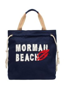 Shopping Bag Canvas Mormaii - 230021 - Azul Marinho