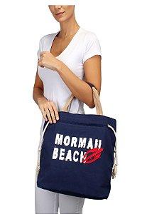 Shopping Bag Canvas Mormaii - 230021 - Azul Marinho