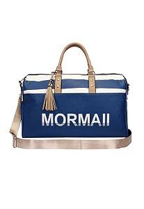 Bolsa Utilitária Navy Mormaii - 230016 - Azul e Branco