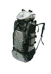 Mochila Camping 90L  Mormaii - MOM41U09 - Cinza