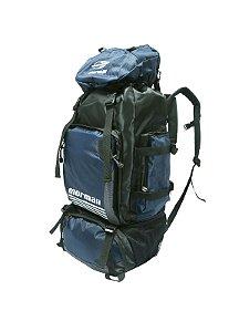 Mochila Camping 90L Mormaii - MOM40U23 - Azul