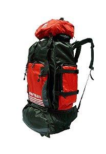 Mochila Camping 90L Mormaii - MOM40U03- Vermelho