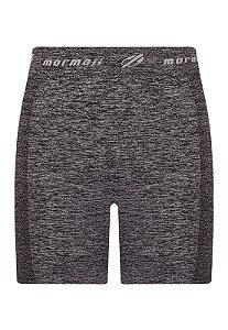 Shorts Fitness Feminino - Mormaii - Cinza