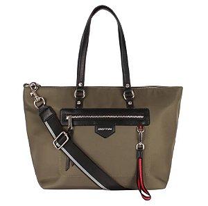Bolsa Shopping Bag Nylon Mormaii  com Chaveiro em Detalhe - 230002 - Verde