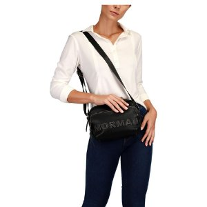 BOLSA CROSSBODY APLIQUE MORMAII