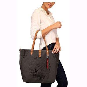Bolsa Shopping Bag em Lona Mormaii  - 230037