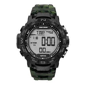 Relógio Digital Mormaii Camuflado Mo1173c8v