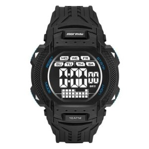 Relógio Mormaii Masculino Action Preto - Mo18779aa/8p