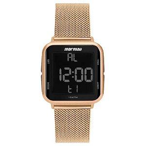 Relógio Digital Mormaii Digi Dourado Mo6600af/8j