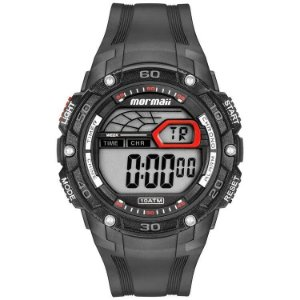 Relógio Digital Mormaii Masculino Wave Mo9670aa/8r