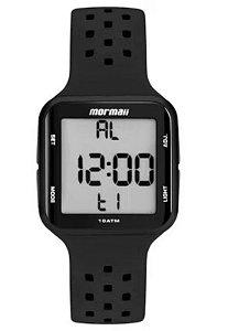Relógio Digital Mormaii Wave Preto Mo6600/8p