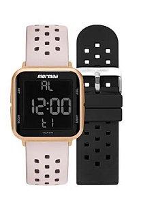Relógio Mormaii Unissex Mo6600aj/T8t