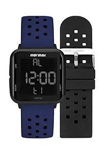 Relógio Mormaii Unissex Digital Preto - Mo6600an/T8a