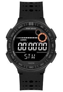 Relógio Mormaii Masculino Wave Preto - Mo9830ab/8l