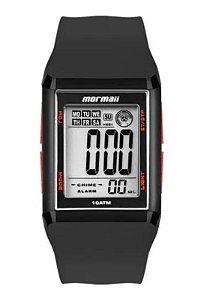 Relógio Digital Mormaii Wave Preto Mo1800/8r