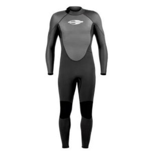 Long John Manga Longa Backzip 3.2mm Extraline Surf Mormaii