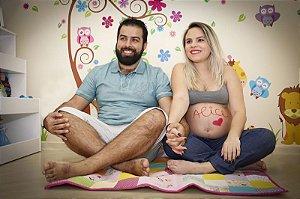 Ensaio Fotográfico Gestante e Bebê com site Grátis