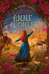 Anne de Avonlea (Com marcador de páginas do livro)
