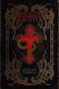 Apocalipse Segundo Fausto - Capa dura - Brinde - Fitilho de seda + marcador do livro oficial .