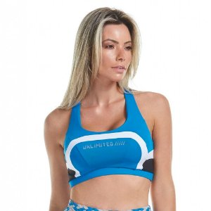 TOP AG LIGHT UNLIMITED AZUL LU TAM M